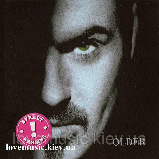 Музичний сд диск GEORGE MICHAEL Older (1996) (audio cd)