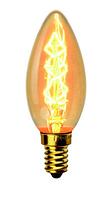 Ретро лампа накаливания 40W VITO свеча C35 E14