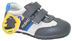 Детские туфли для мальчика Clibee Румыния размеры 25-30