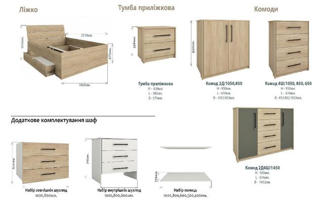 Модульна система Гринвич (элементы, фото 2)