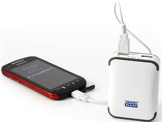 Портативное зарядное устройство GOODRAM Power Bank P661 (внешняя зарядка для телефона)