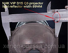 "Биксеноновые линзы VIP Koito Q5 3.0"" D-series, фото 2"
