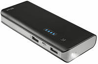 Портативное зарядное устройство Trust Primo Power Bank 10000 (внешняя зарядка для телефона)