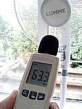 Цифровой шумомер Benetech GM1352 ( измеритель уровня шума ) ( 30 — 130 dB), фото 5