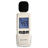Цифровой шумомер Benetech GM1352 ( измеритель уровня шума ) ( 30 — 130 dB), фото 1