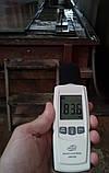 Цифровой шумомер Benetech GM1352 ( измеритель уровня шума ) ( 30 — 130 dB), фото 7