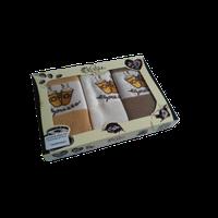 Подарочный набор кухонных полотенец 45*70(3) Турция