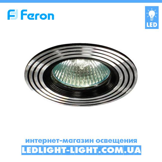 Врезной точечный светильник Feron CD2300