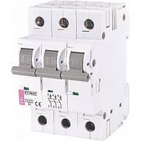 Автомат защиты ETI ETIMAT 10 C16 3p+N