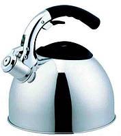 Чайник металлический Frico FRU-762, оый Domotec DT 810/820, мощность 1850 Вт, объем 1,7 л, световой индикатор
