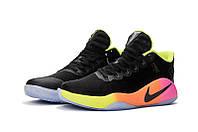 Мужские баскетбольные кросовки Nike Hyperdunk 2016 Low (Black/Pink), фото 1