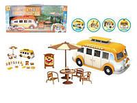 Игровой набор Автомагазин с набором для продажи кофе Pin Ming Toys 2015-1