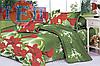 Евро постельное белье 3Д Restline от Теп Микросатин Лилия