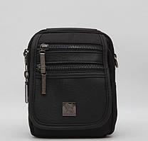 Мужская сумка через плечо Gorangd. Качественная сумка для стильных мужчин. Практичная сумка. Код: КДН1424