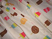 Детское постельное белье из сатина Эскимо, фото 1