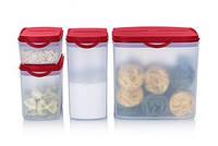 Компактус для сыпучих продуктов 3.4л емкость для хранения сыпучих