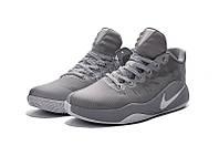 Мужские баскетбольные кросовки Nike Hyperdunk 2016 Low (Grey), фото 1