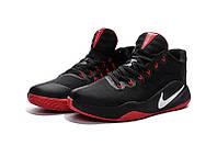 Мужские баскетбольные кросовки Nike Hyperdunk 2016 Low (Black/Red), фото 1