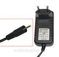 Сетевая зарядка на планшет и GPS навигатор 2,5 мм (9V, 2A)
