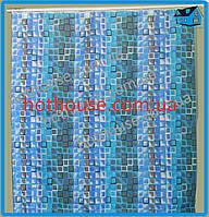 Штора в ванную и душ Miranda (Турция) Kare 180см * 200см