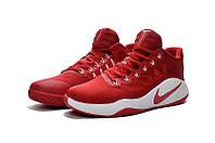 Мужские баскетбольные кросовки Nike Hyperdunk 2016 Low (Red/White)