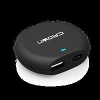 Универсальный блок питания для ноутбука Crown CMLC-3294 15-20v/5A/USB/90W