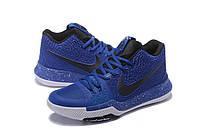 Мужские баскетбольные кроссовки Nike Kyrie 3 (Blue), фото 1