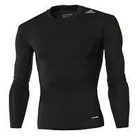Термобелье Adidas Techfit Base Long Sleeve Tee, фото 1