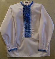 Вышиванка для мальчика (ручная вышивка), рост 110-122 см, фото 1