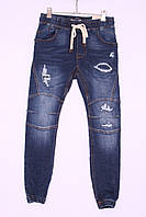 Модные мужские джинсы Enos (код 9806)