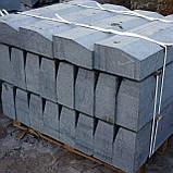 Бортовой камень Габбро 100х30х15 см, фото 2