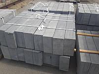 Бортовой камень Габбро 100х30х15 см, фото 1