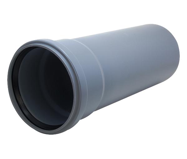 Труба для внутренней канализации 110 х 1000 мм