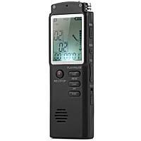 Профессиональный цифровой диктофон Т60 (t60). 8 Гб + MP3 плеер + Li-pol аккумулятор