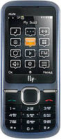Мобильный телефон Fly DS123 Dual Sim Grey