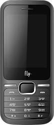 Мобильный телефон Fly DS125 Dual Sim Dark Grey