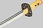 Самурайський меч Катана (KATANA-4), елітний подарунок чоловікові, фото 2