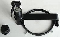 """Защита крышки топливного бака """"полоска"""" D=140мм (с 2 ключами)"""