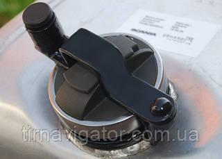 Защита крышки топливного бака Scania (открывается в сторону)