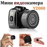 Мини камера Y2000 мини видеокамера 2mp web camera