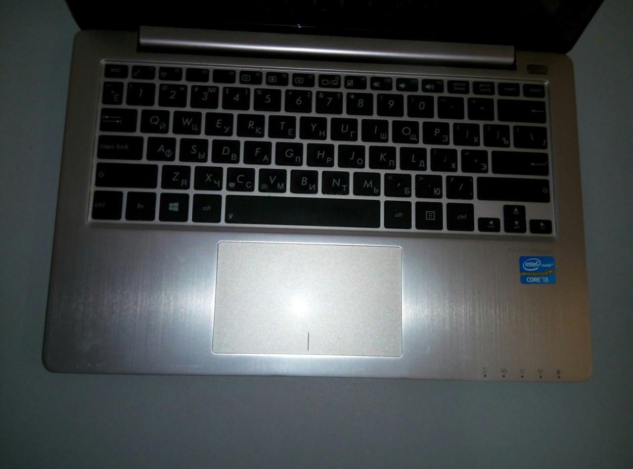 Ноутбук Asus VivoBook S202E c сенсорным экраном12.1