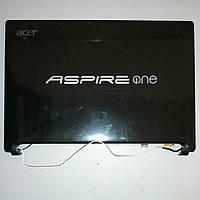 Крышка матрицы Acer Aspire One D255