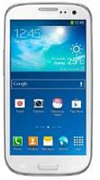 Смартфон Samsung GT-I9300i Galaxy S3 Duos RWI Marble White