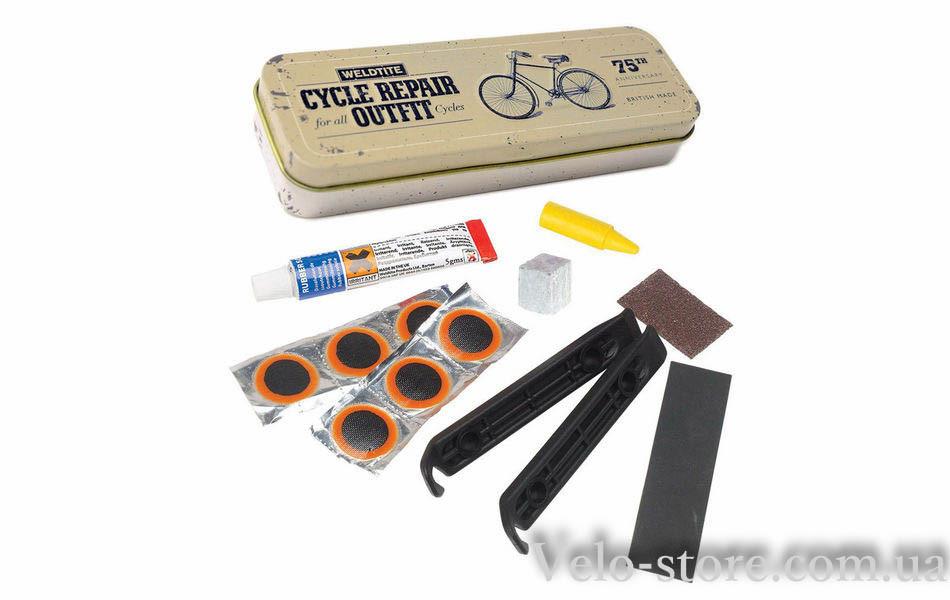 Ремкомплект Weldtite для камер велосипеда
