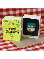 Подарочная книга Анна Варенина книга-шкатулка для одной баночки варенья