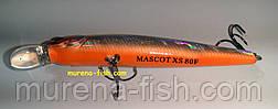 Воблер Kosadaka Mascot 80F XS (LME) Косадака Маскот 8,5г (0,2-1,2м), фото 2