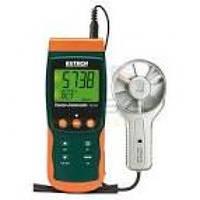 Термоанемометр/регистратор с металлическим вентилятором Extech SDL300