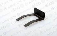 997077 Зажим электрического привода (сервопривода) трехходового клапана Ariston UNO