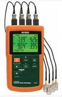 Измеритель, регистратор вибраций Extech VB500 четырёхканальный