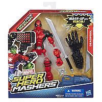 Купить разборную фигурку супергероя Дедпул - Deadpool, Mashers, Marvel, Hasbro